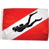 Σημαια Καταδυσεως 50cm 02617-1
