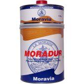 Μουράβια 2 Συστατικών 750gr Moradur 03645-TR Διάφανο