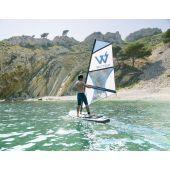 Φουσκωτή Σανίδα SUP Delphino 10.6 Wind Surf WATTSUP 0200-0409 Λευκό/Μπλε