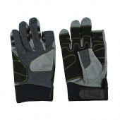 Γάντια ιστιοπλοιας Amara, 2 δάχτυλα κομμένα 71693