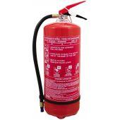 Πυροσβεστήρας 6Kg ABC 85%.