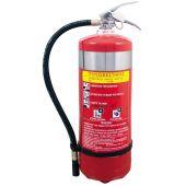 Πυροσβεστήρας 6Lt, AFFF CRODA Filmfoam (6%), δοχείο και κλείστρο ανοξείδωτο.