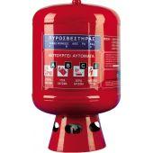 Πυροσβεστήρας οροφής 6Kg ABC40, ύψος: 40,5cm, με πιστοποιημένο CE σπρίνκλερ και ασφαλιστικό.