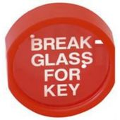 Κλειδοθήκη πλαστική κόκκινη