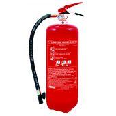 Πυροσβεστήρας 12Kg, ξηράς σκόνης ABC 40%.