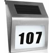 Ηλιακό φωτιστικό αρίθμησης σπιτιού Onawa 712106