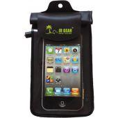 Στεγανή Θήκη Iphone 5 Με Ακουστικά – Μαύρη 16.5X9.5Cm JR Gear 12604