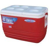 Ψυγείο Φορητο 57lt Eskimo 60 Pinnacle 31501 Κόκκινο