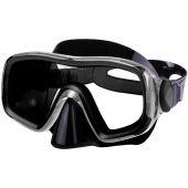 Μάσκα Κατάδυσης Fabia Black Scuba Force 61010