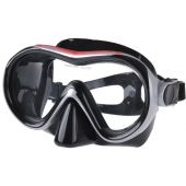 Μάσκα Κατάδυσης Lindo Bk Red Scuba Force 61101