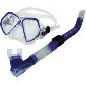Σετ Μάσκα/Αναπνευστήρας Comocean Σιλικόνης + Πεδιλα Explorer Small 61531