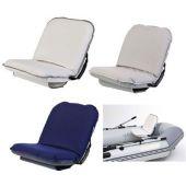 Καθισμα πτυσσομενο με ειδικο συστημα στηριξης στο καθισμα του φουσκωτου χρωματος λευκο 04718