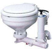 Χειροκινητη τουαλετα σκαφους h 33.6 x w 36 x βαθος 47cm 02280