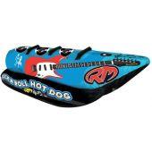 Rock n roll hot dog tube 00488