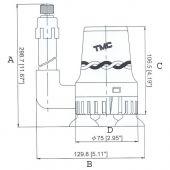 Σετ αντλιας πολλαπλων χρησεων-12v 02420
