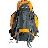 Ορειβατικό Σακίδιο 65lt Summit Γκρι/Πορτοκαλί Campus 810-9991-2