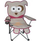 Παιδική Καρέκλα Μεταλλική Σκυλάκι Campus 153-3201-4