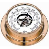 Βαρόμετρο Tempo διάμ. 70mm μπρούτζινο 71183