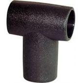 Σύνδεσμος-Τ 90° για Σωλήνα διάμετρος 22mm Μαύρος 44051