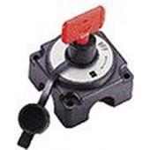 Διακόπτης Μπαταρίας - mini 250Amps συνεχής ισχύς με αποσπώμενο κλειδί 90165