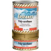 Βερνίκι Διαφανές 750gr Πολυουρεθάνης 2 συστατικά με λούστρο με φίλτρο UV Epifanes 98782
