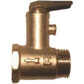 Βαλβίδα ασφαλείας για Θερμοσίφωνες Sigmar Compact & Compact Inox 99834