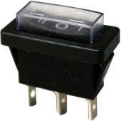 Διακόπτης πίνακα ελέγχου ON-OFF-MON 12V/24V 70957