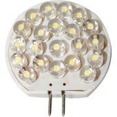 Λαμπάκι LED 12V T30 ψυχρό λευκό - 21 LEDs 71231