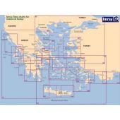 Πλοηγικός Χάρτης Ελλάδος/Τουρκίας G28 ''Χίος και παράλια της Τουρκίας'' Imray