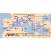 Πλοηγικός Χάρτης Ανατολικής Μεσογείου M23 ''Αδριατική Θάλασσα'' Imray