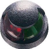 Φανός Δίχρωμος Οριζόντιος με μαύρο κέλυφος POWER 7 30066