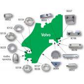 Ανόδιο για εξωλέμβιες μηχανές Volvo 90186