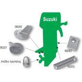 Ανόδιο για εξωλέμβιες μηχανές Suzuki 90201