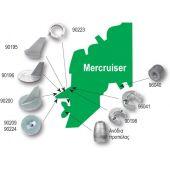 Ανόδιο για εξωλέμβιες μηχανές Mercruiser 90195