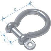 Κλειδί Άγκυρας Tύπου Ω 90433