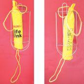 Mini σύστημα διάσωσης Life link με σχοινί 20m 71682