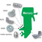 Ανόδιο για εξωλέμβιες μηχανές Mercury 90197